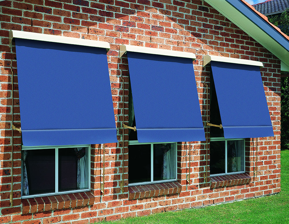 Automatic Window Awnings Adelaide Blinds And Security